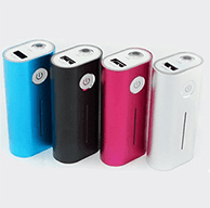 Microregistratore powerbank